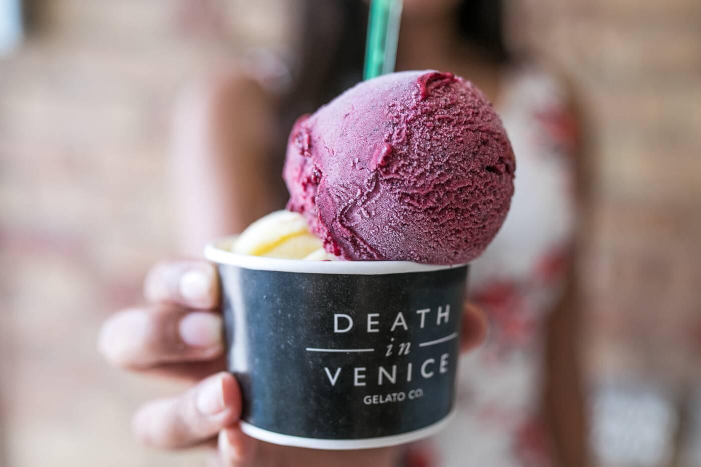 Death in Venice Toronto