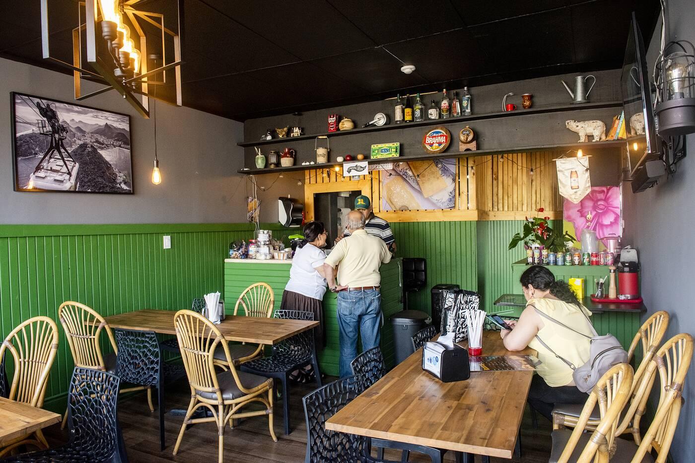 Samba Eatery Toronto