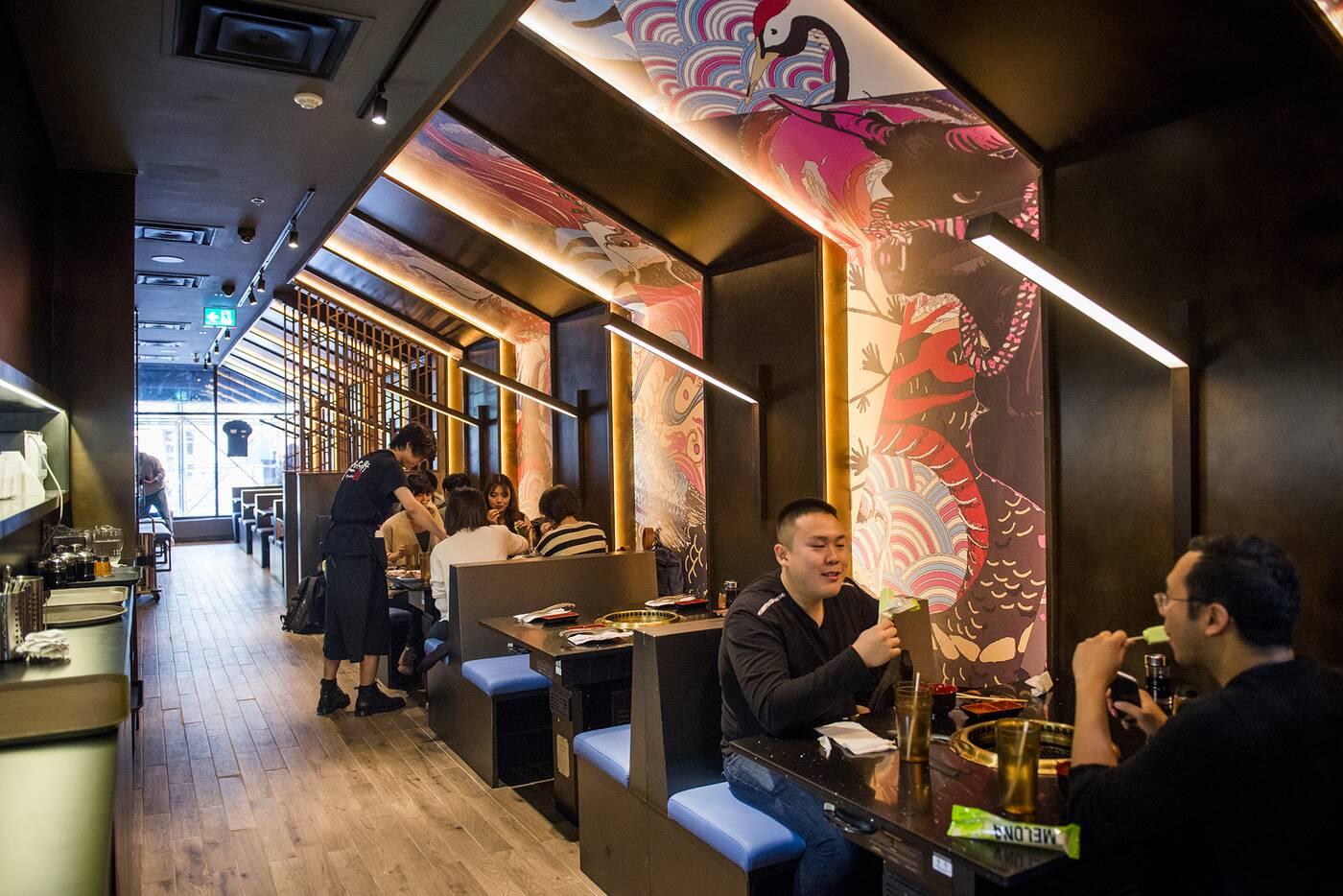 restaurants canada day toronto