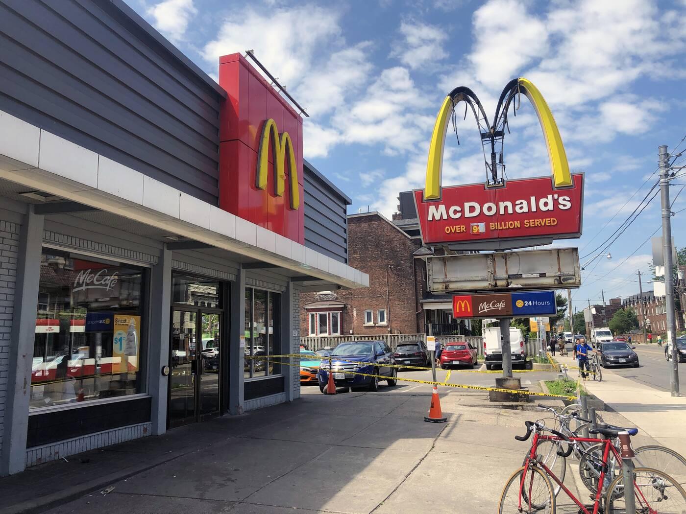 mcdonalds parkdale