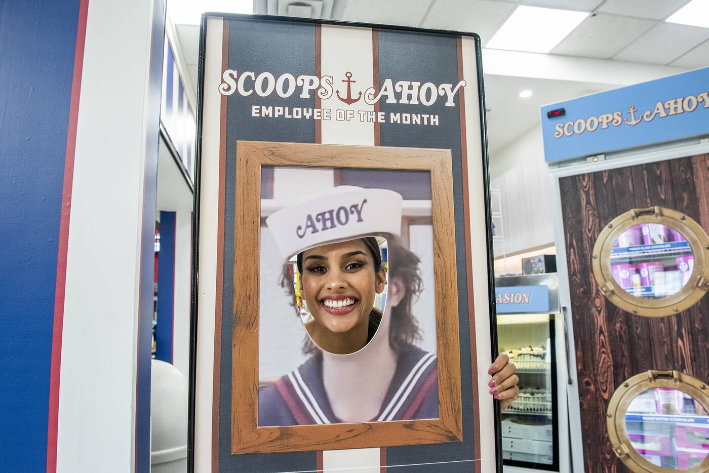 Scoops Ahoy Toronto