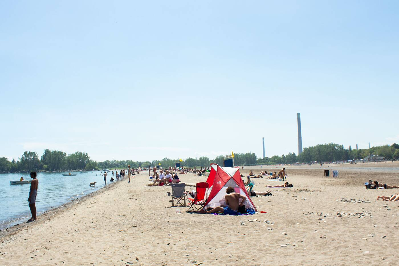 woodbine beach toornto