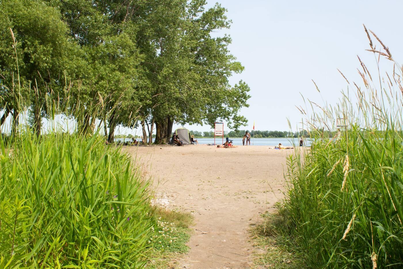 cherry beach toronto