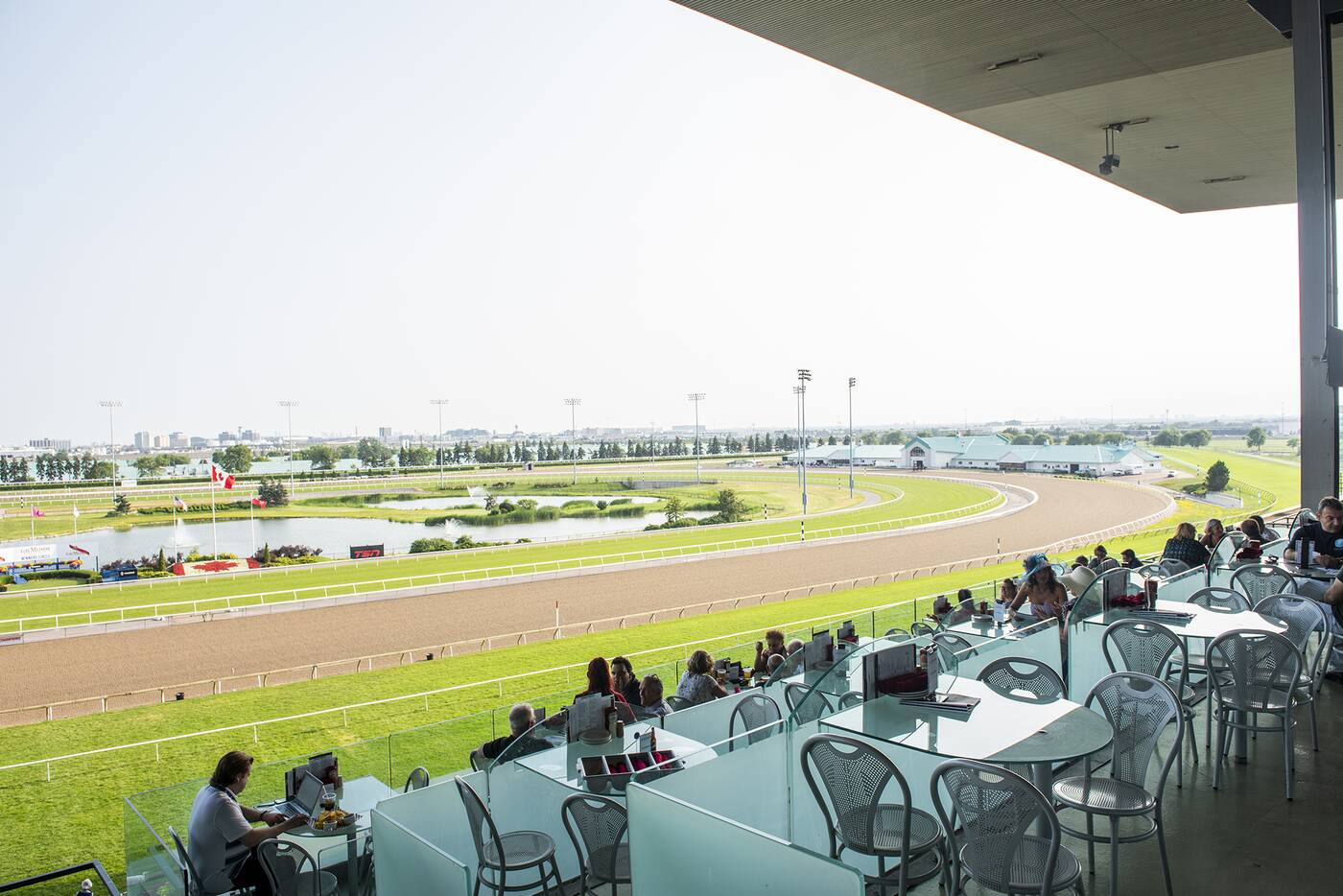 Woodbine Racetrack Dining