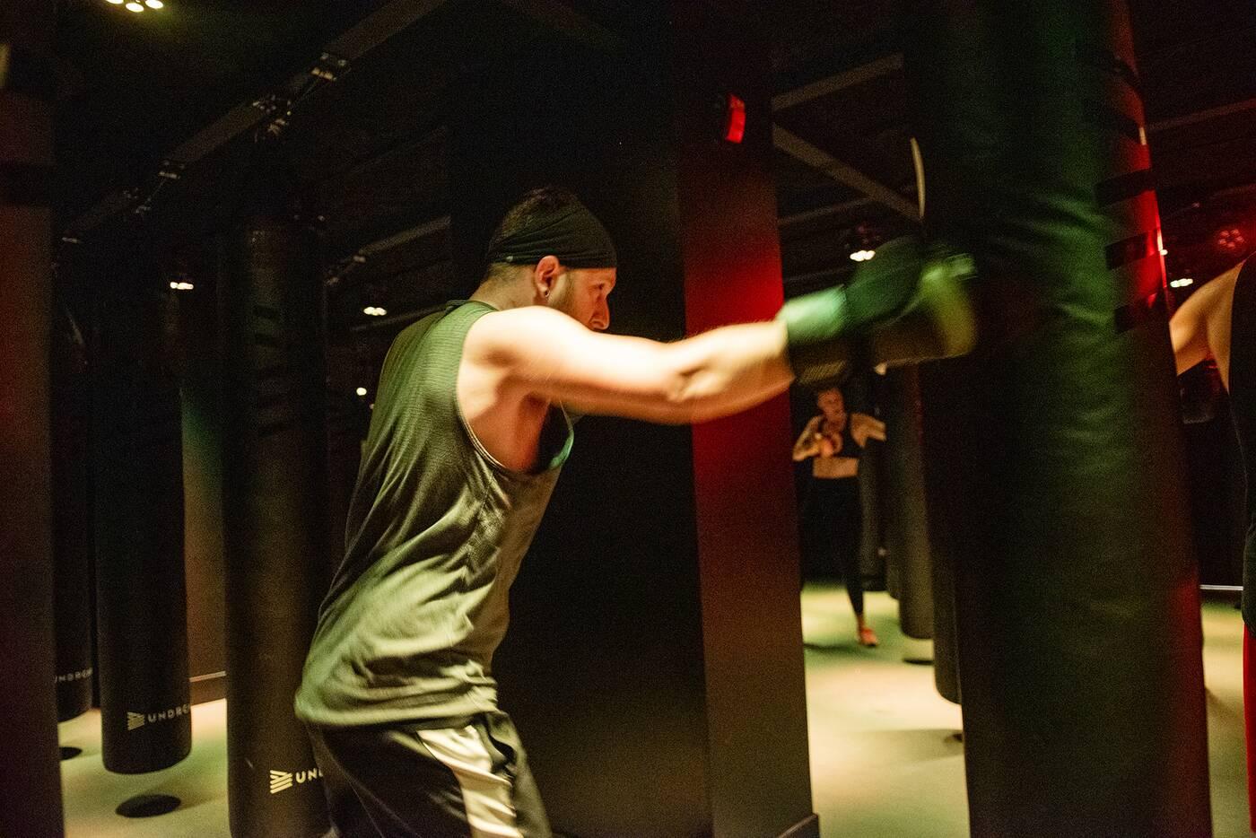 undercard boxing toronto