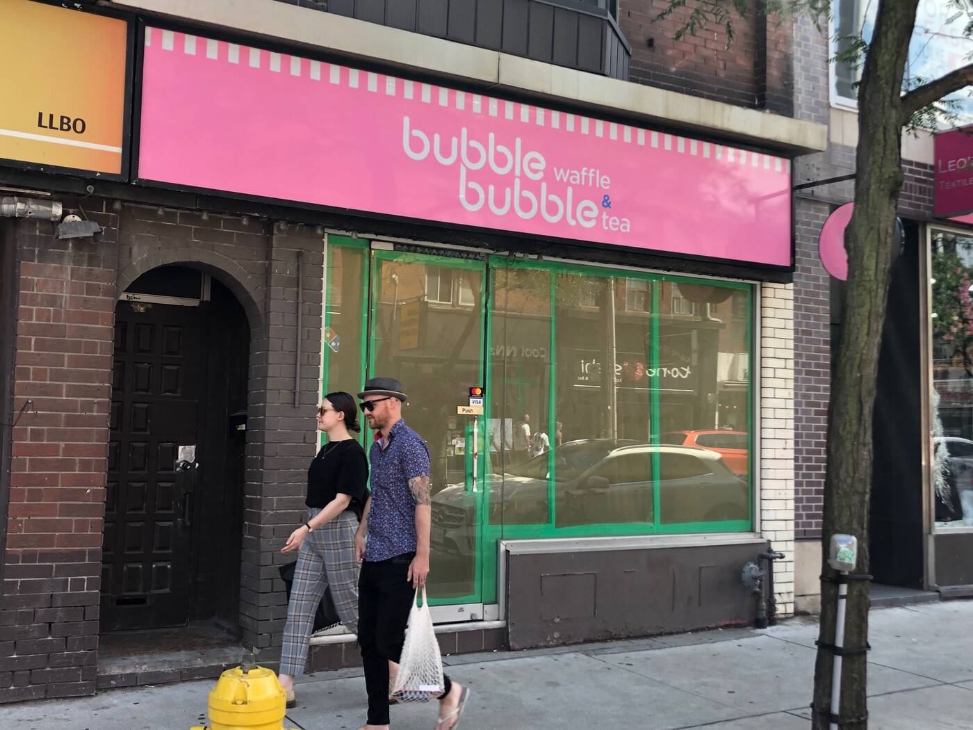 bubble tea queen street toronto