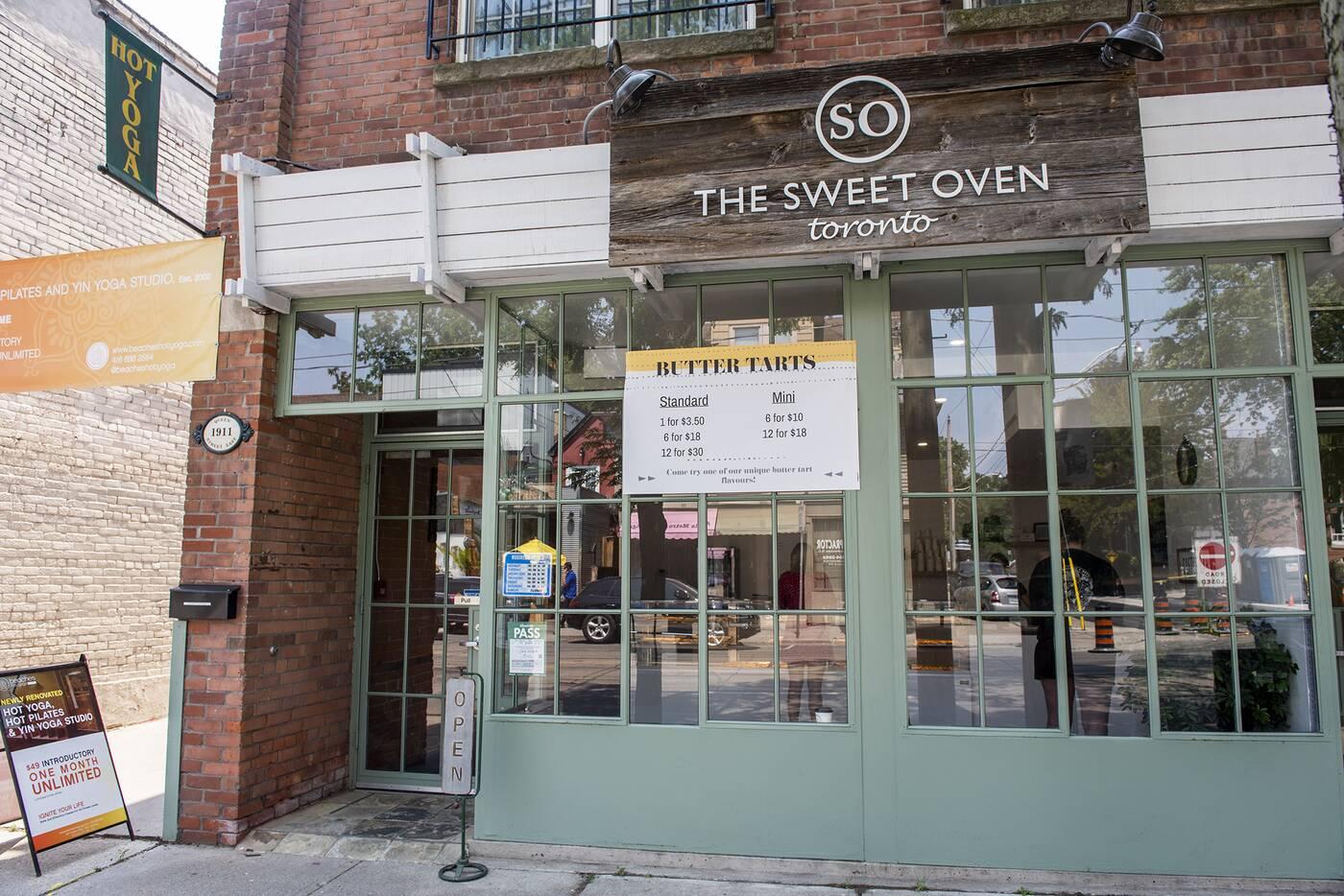 Sweet Oven Toronto