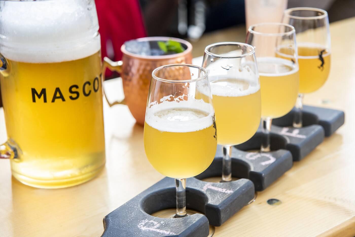 mascot brewery toronto