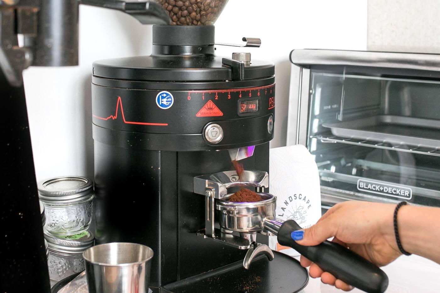 landscape coffee toronto