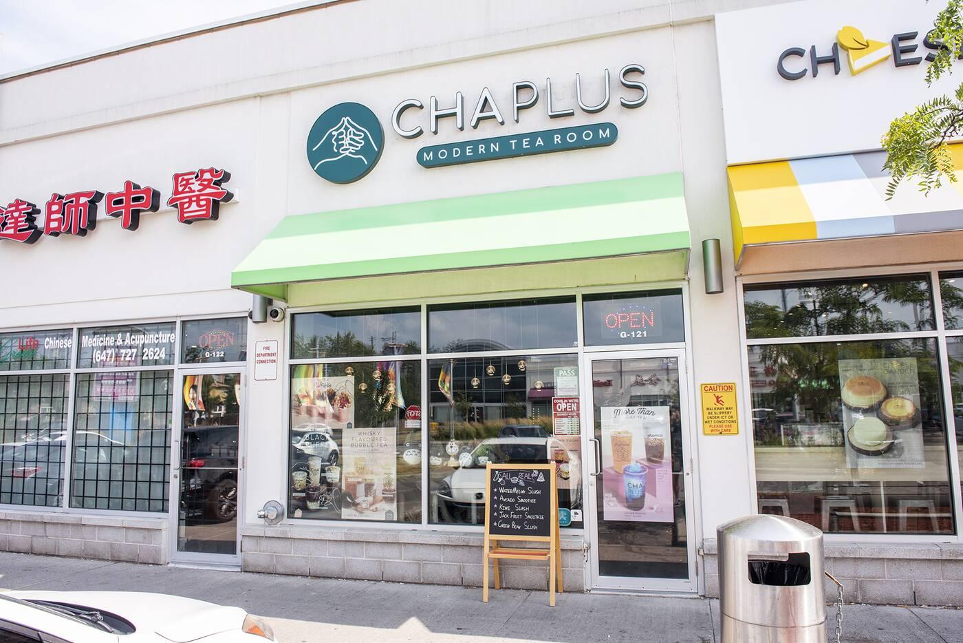 Chaplus toronto