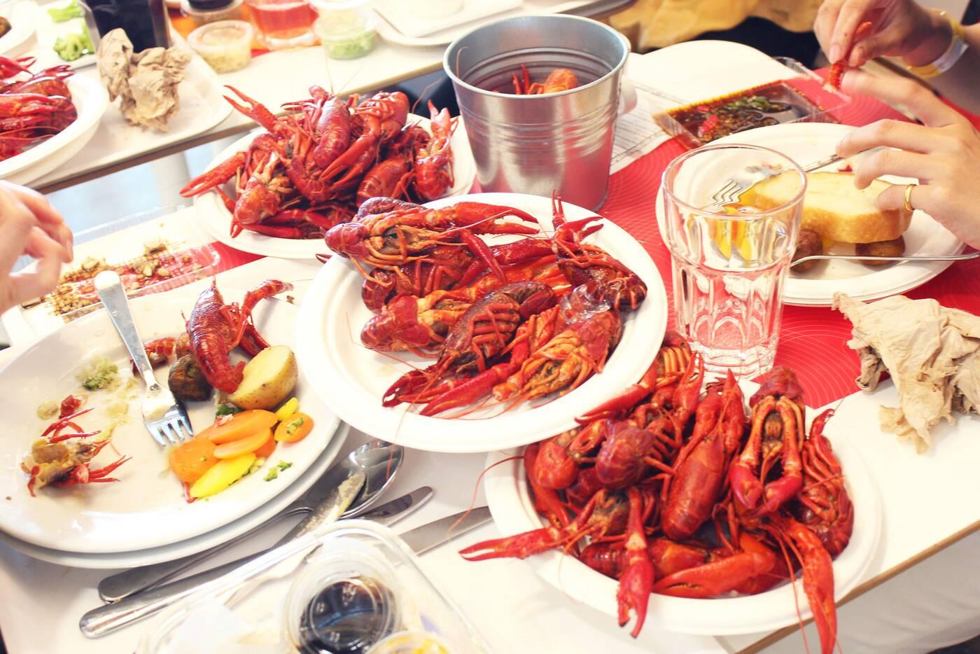 ikea crayfish party toronto