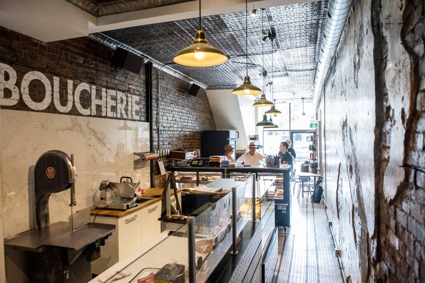 Chantecler Boucherie Toronto