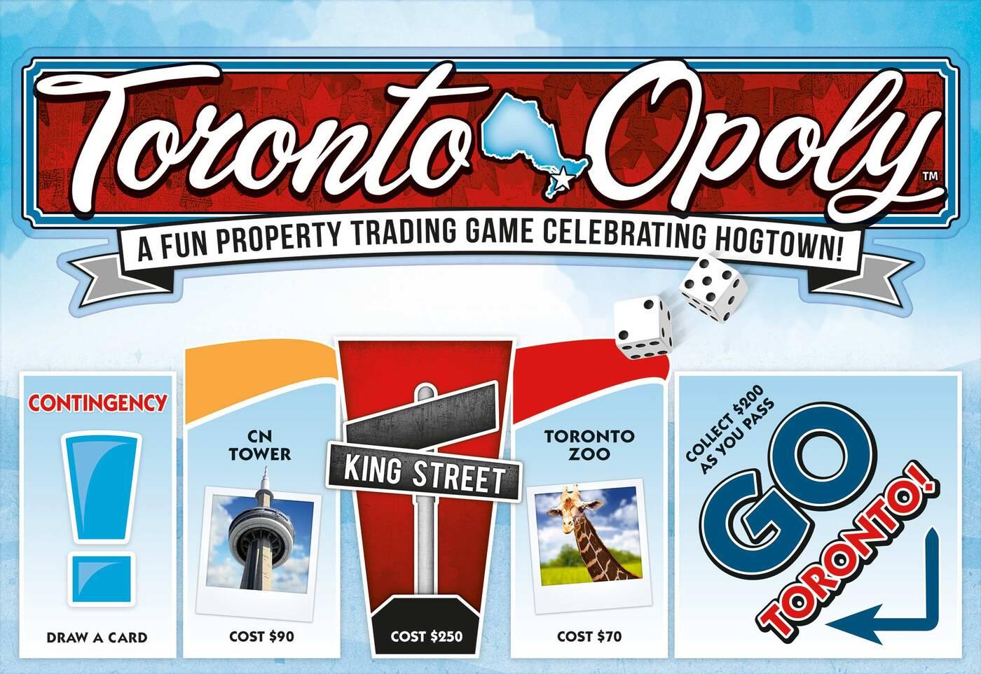 toronto monopoly