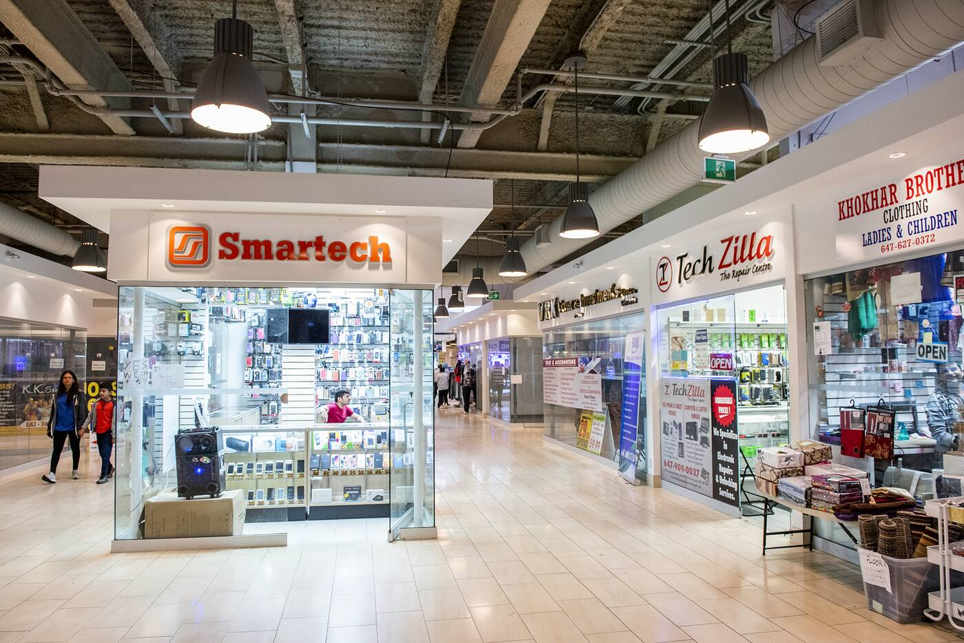 wetswood square mall toronto