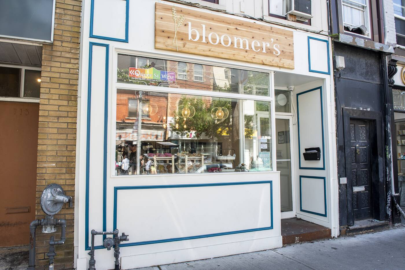 Bloomers Toronto