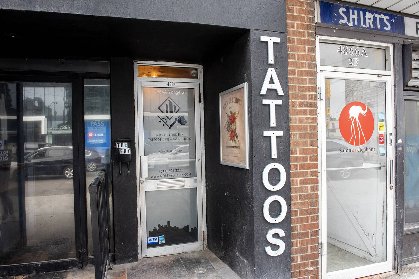 north york ink toronto