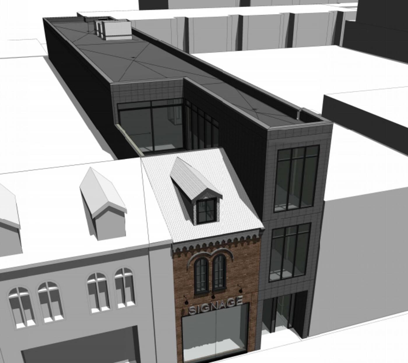 queen street development