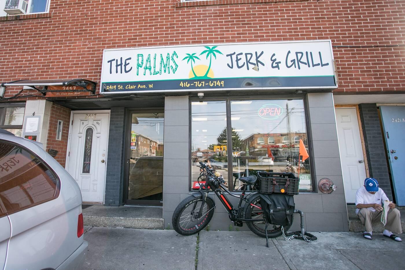 The Palms Jerk Toronto