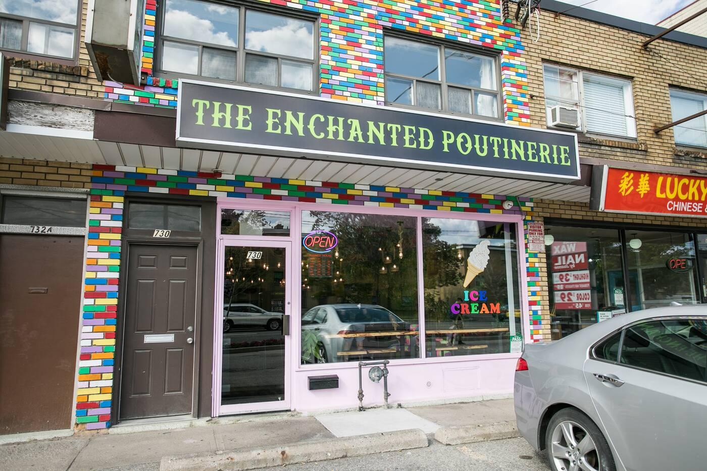 Enchanted Poutinerie Toronto