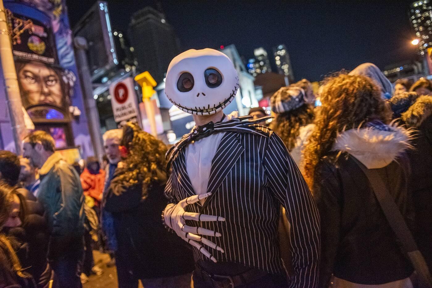 halloween on church street