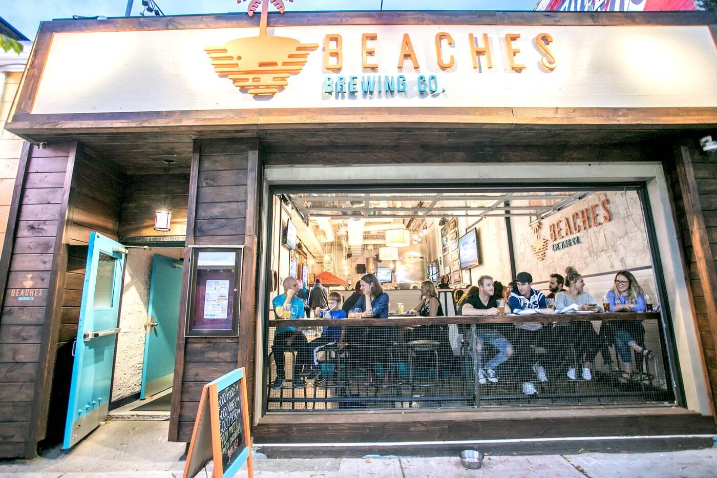 Beaches Brewing Toronto