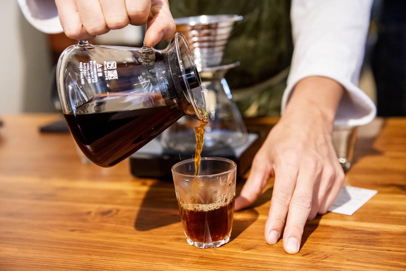 RGLR Coffee Toronto