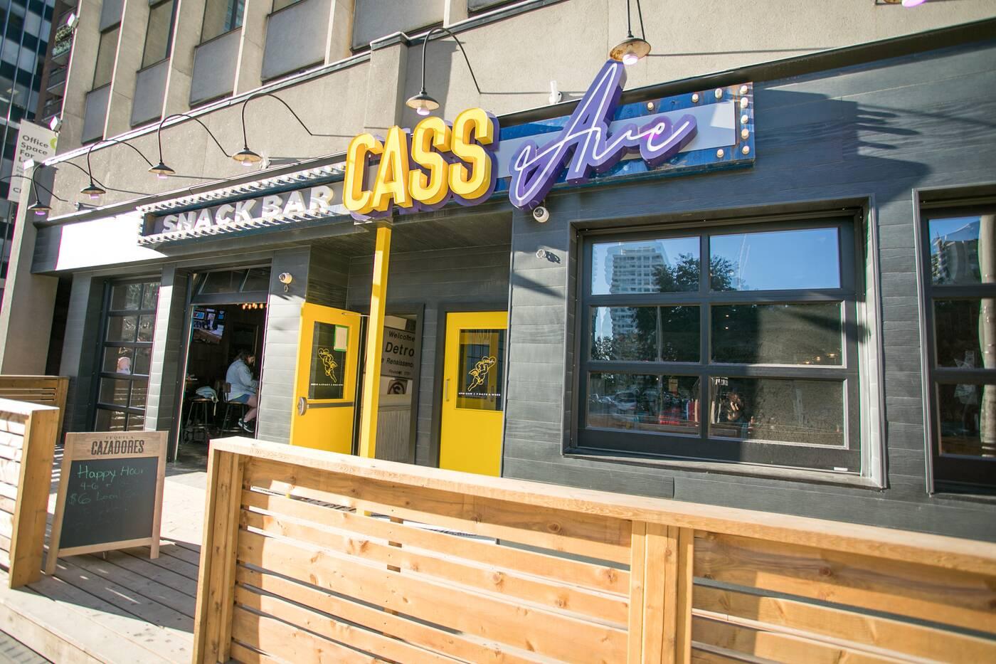 Cass Avenue Toronto
