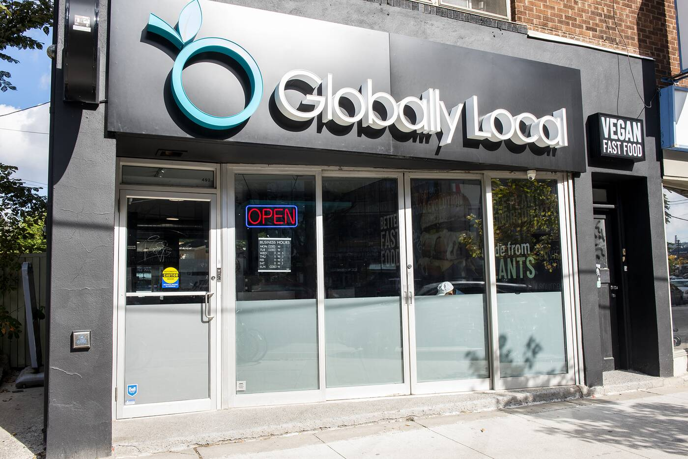 Globally Local Toronto