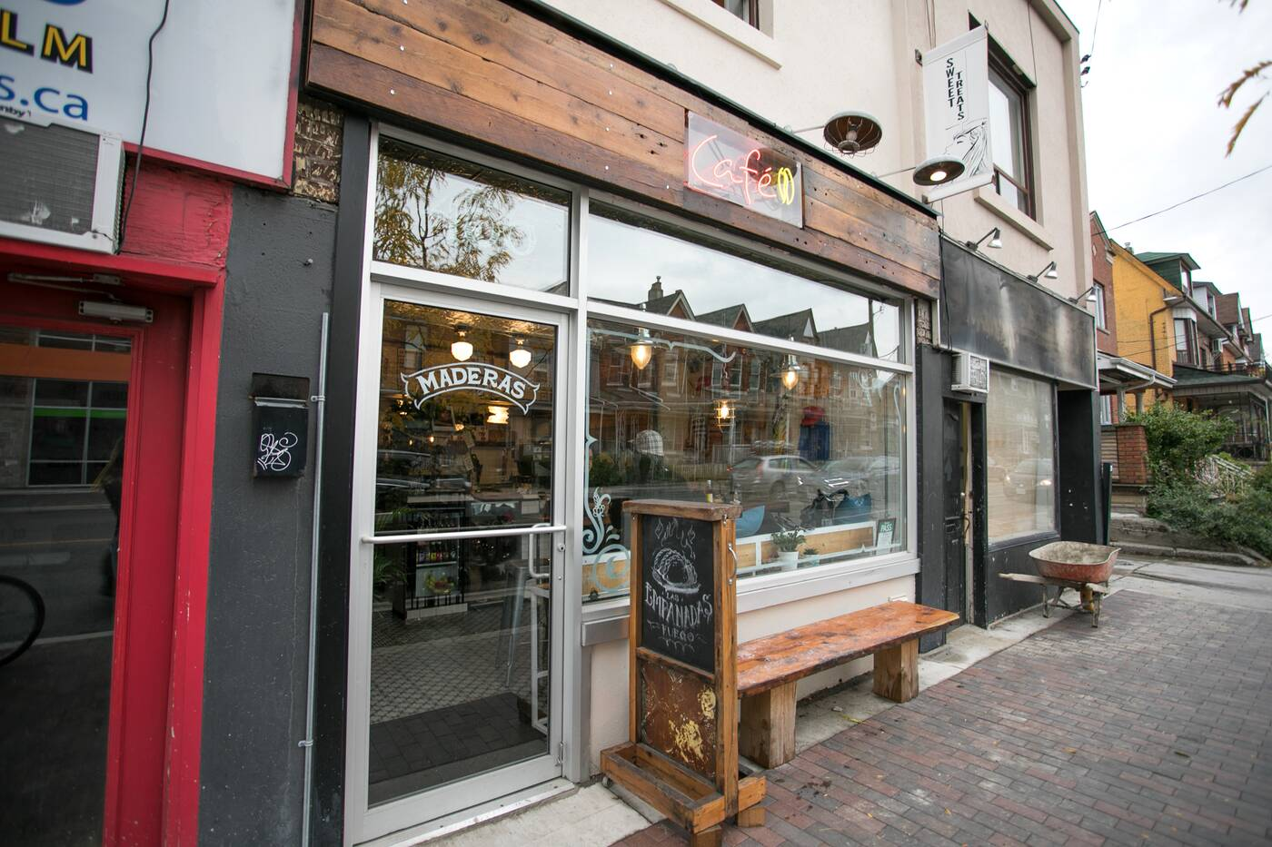 maderas cafe toronto
