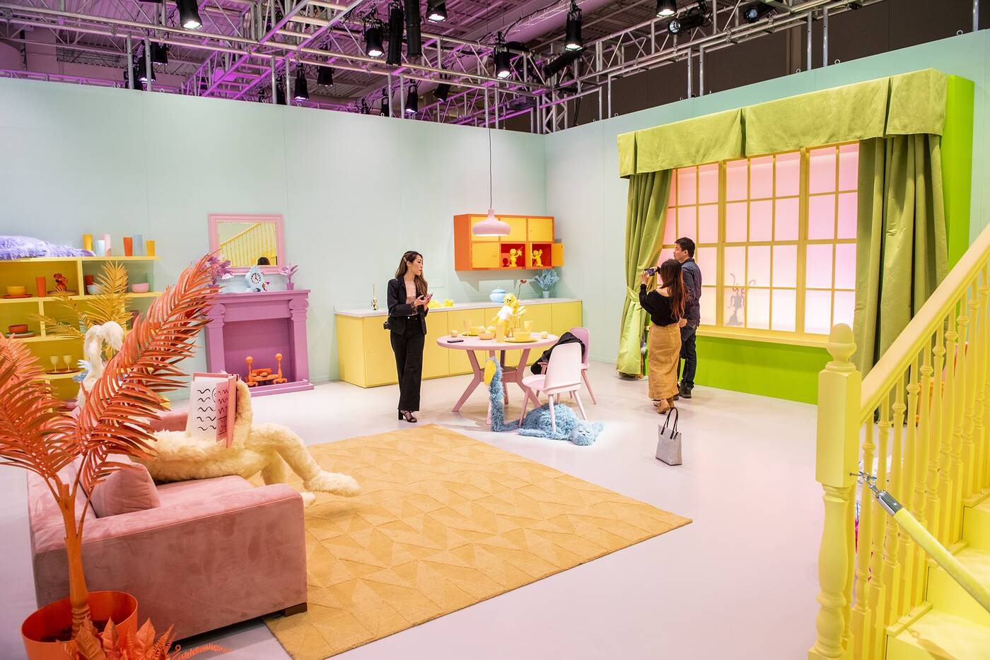 This Is What Toronto S New Dr Seuss Exhibition Looks Like