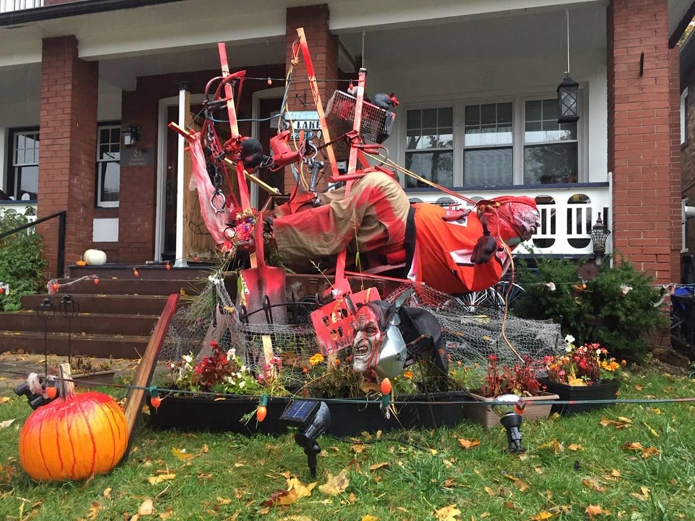 halloween decorations toronto