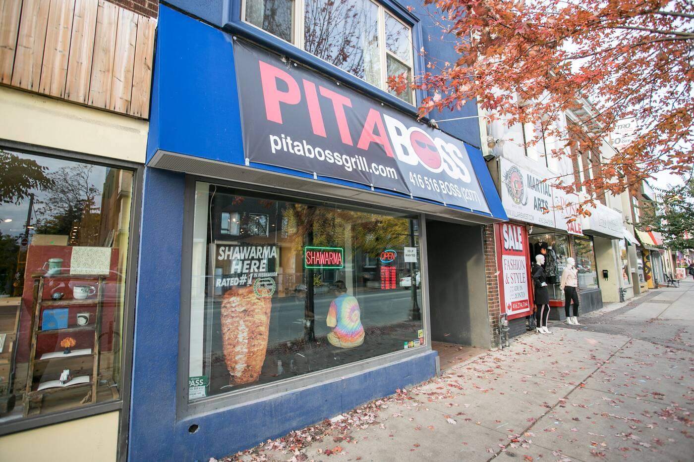 Pita Boss Toronto