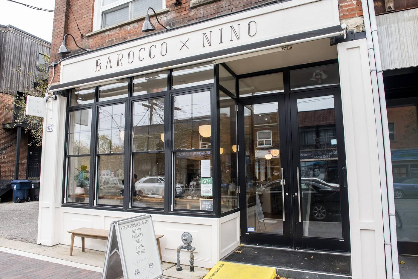 Barocco x Nino Toronto