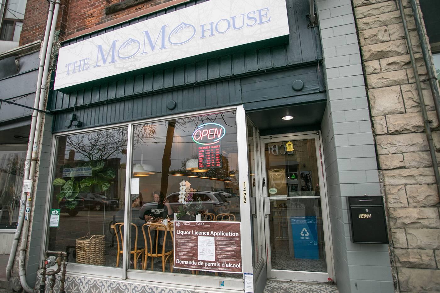 Momo House Toronto