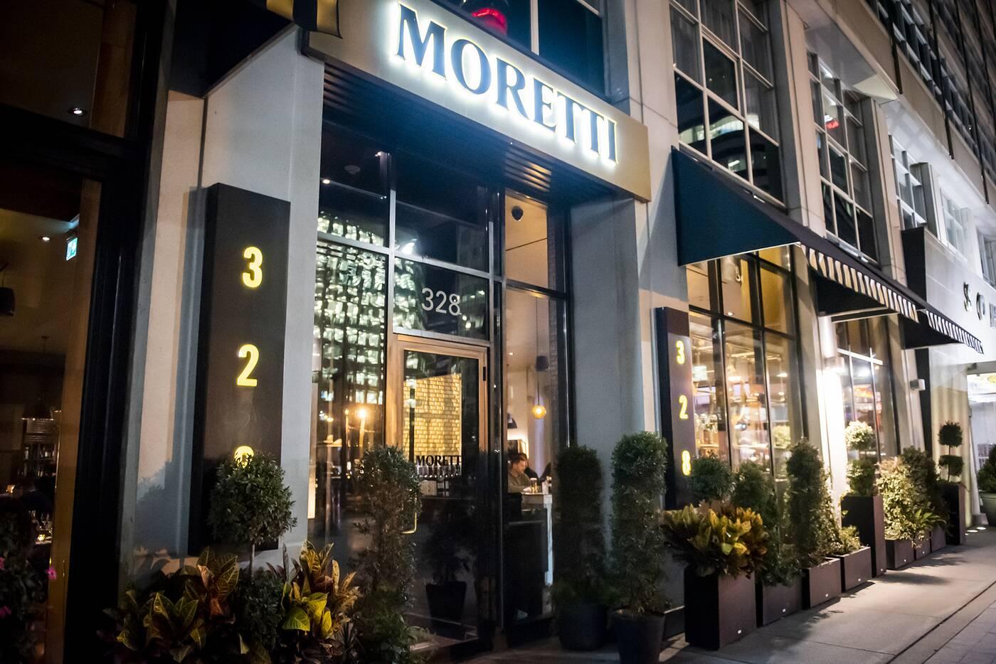 Moretti Toronto