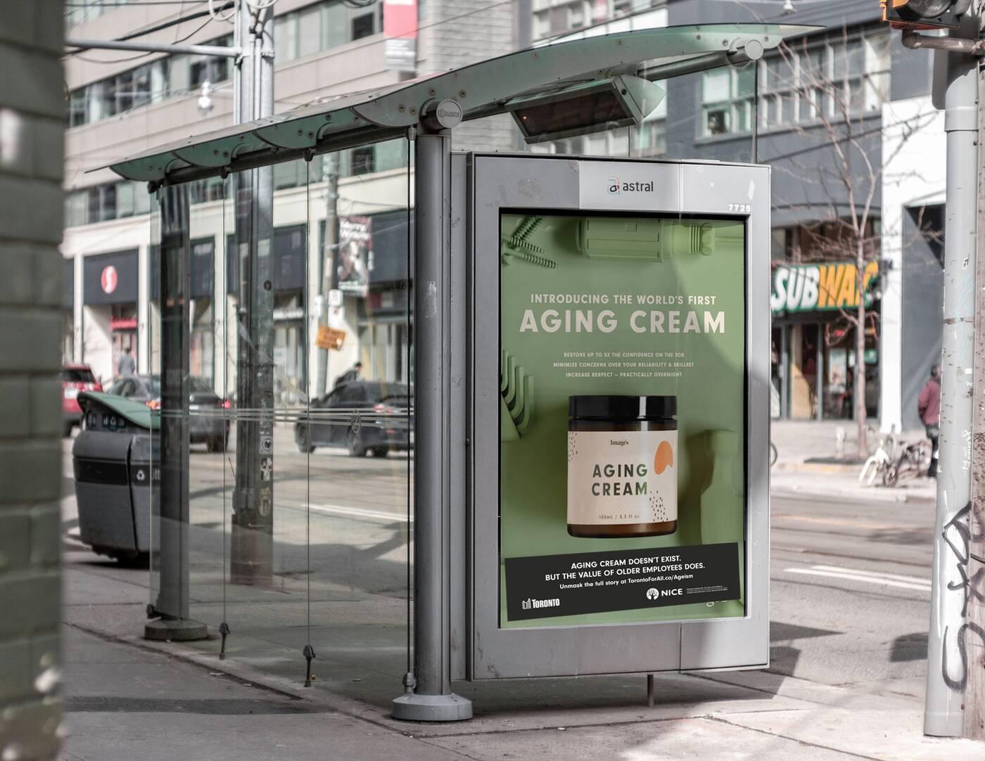 toronto ageism campaign