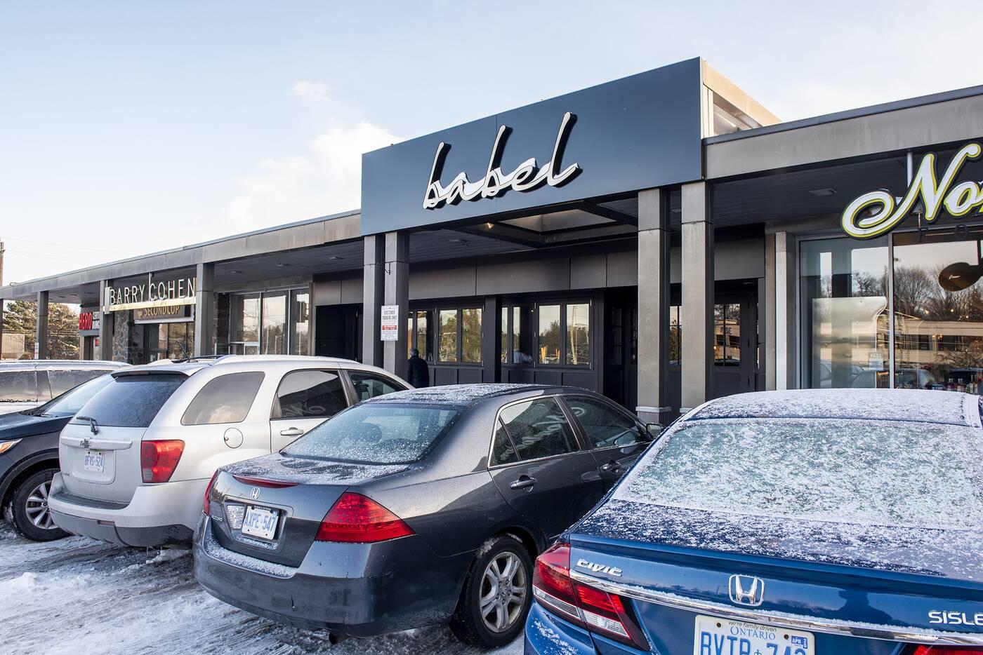 Babel Toronto