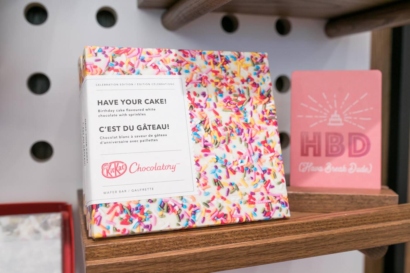KitKat Chocolatory Toronto
