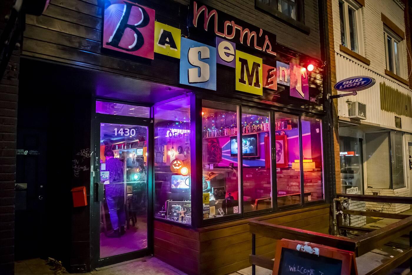 Moms Basement Toronto