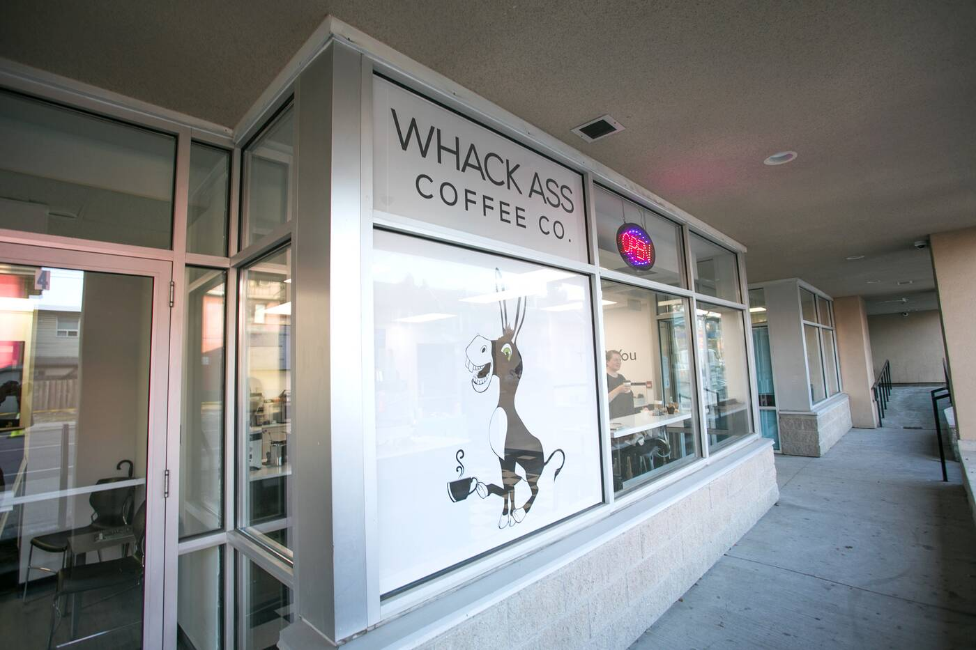 Whack Ass Coffee Toronto