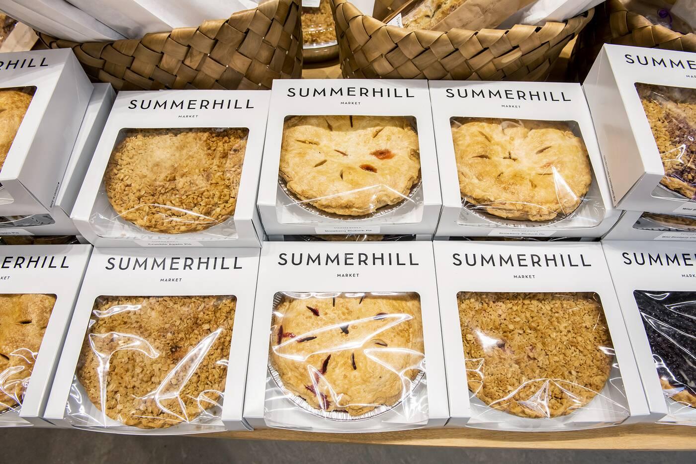 Summerhill Market Toronto