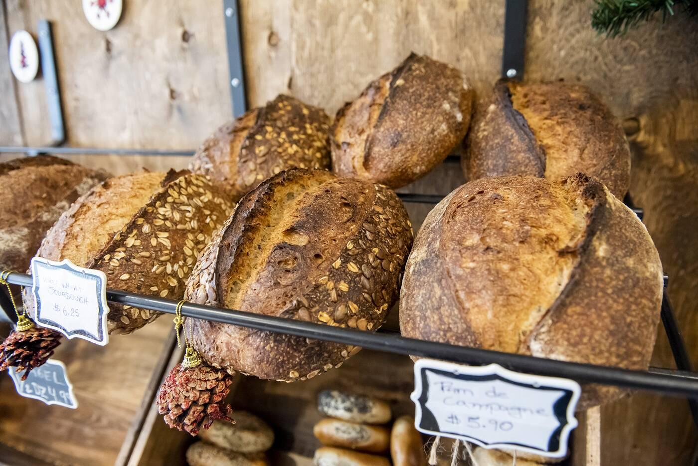 belles bakery toronto