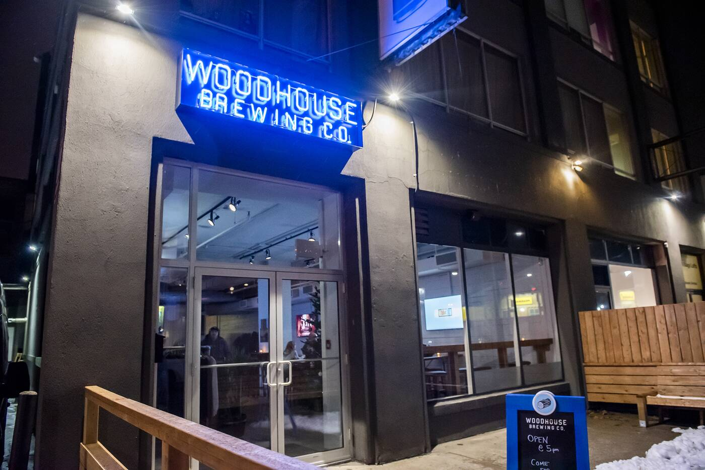 Woodhouse Brewpub Toronto