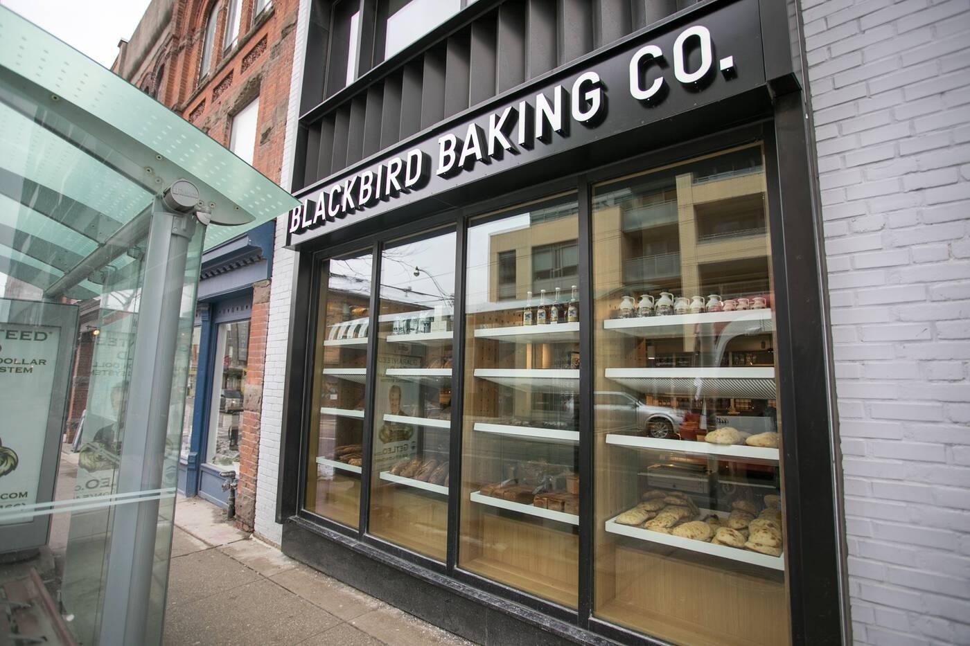 Blackbird Baking Toronto