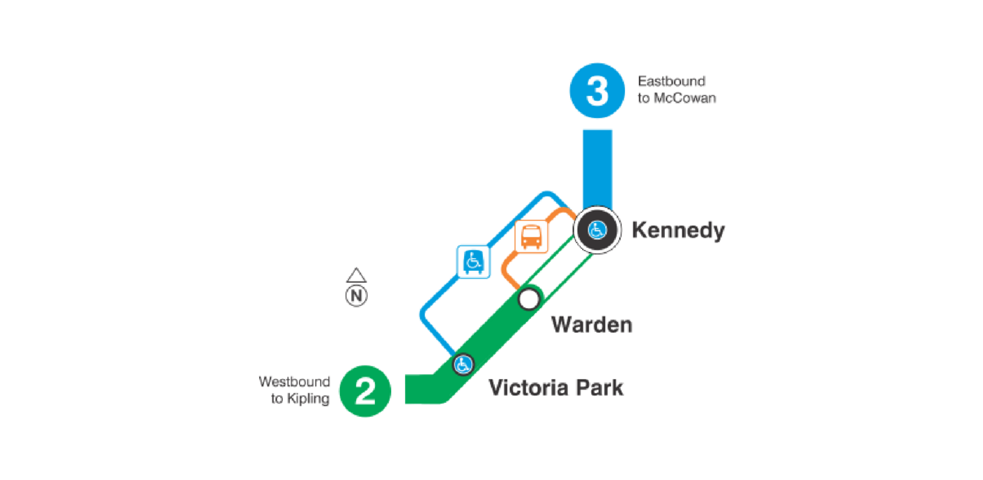 Toronto Subway Closure