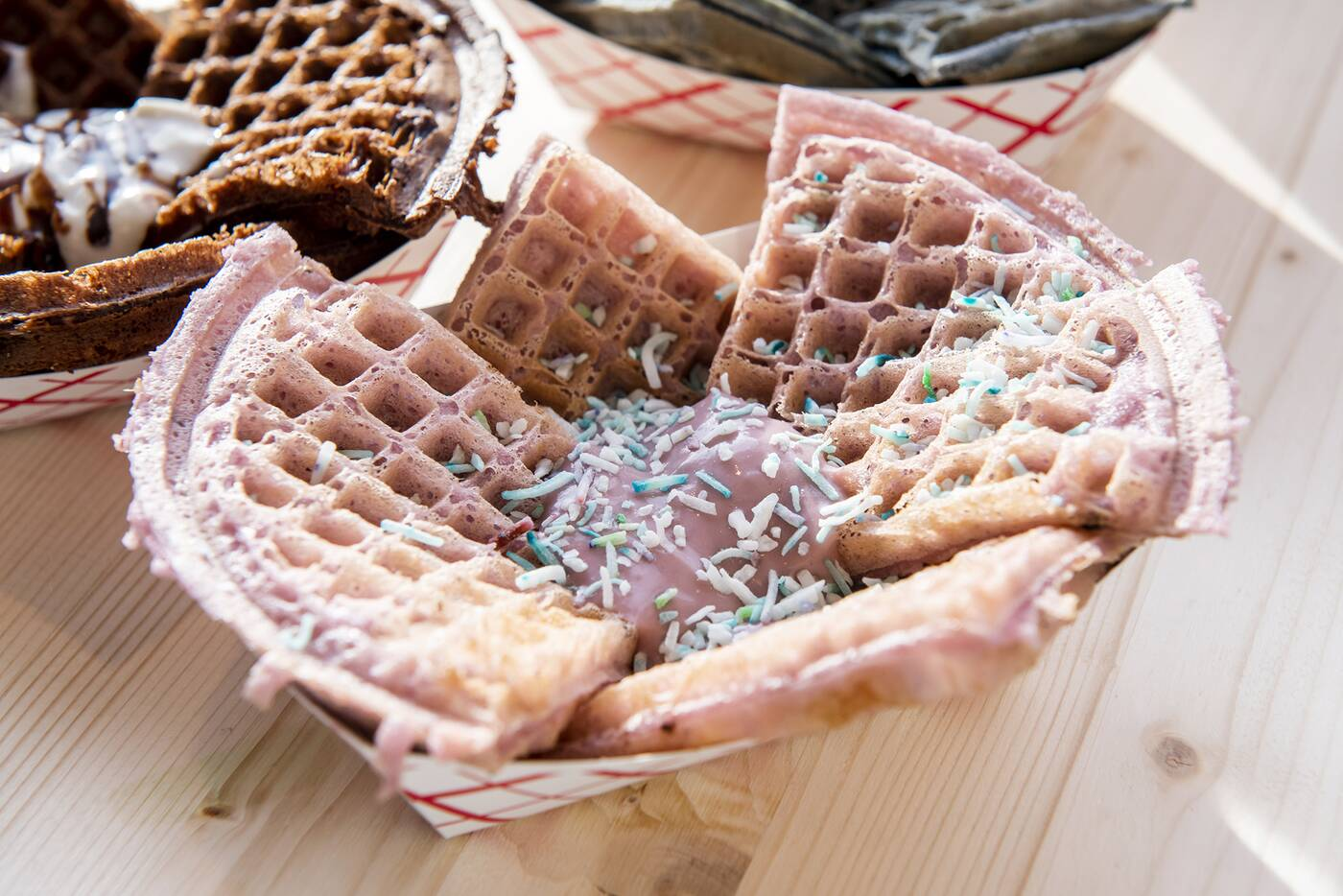 Grandmamas Waffles Toronto