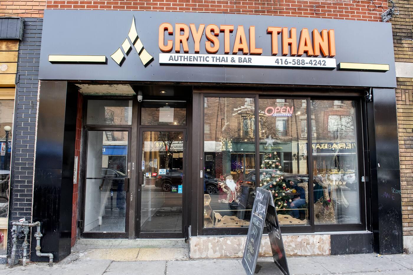 Crystal Thani Toronto