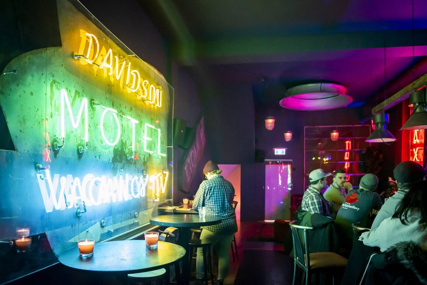 Hush Hush Bar Toronto