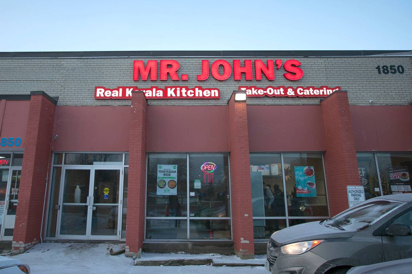 mr john kerala kitchen toronto