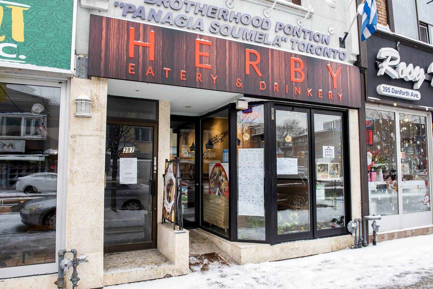 herby toronto